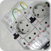Щит электрический ЩР-250 Оптима-2 для физиокабинета