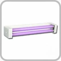 Облучатель ОБНП 2х15-01 Генерис настенно-потолочный (без ламп, без сетевого шнура, со стартерами)