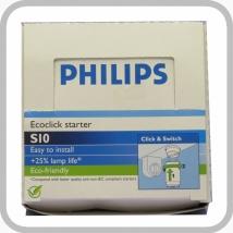 Стартер Philips S10 4-65W 220-240V Ecoclick (в упаковке по 25 шт)