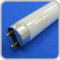 ЛУФТ 40 лампа люминесцентная ультрафиолетовая трубчатая (габ.20)