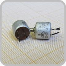 Резистор переменный непроволочный СП4-1 тип В (подстроечный без стопорения вала)